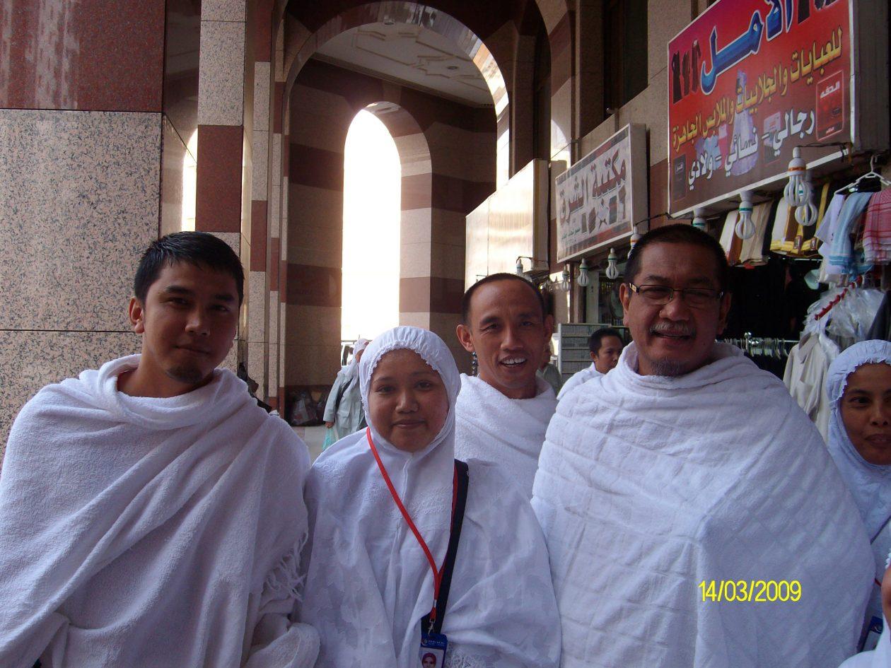 PT. ARRAUDHAH WISATA BAROKAH Umrah Hajj Perwakilan Resmi ARMINDO JAYA TUR SK kementrian Agama RI No : 212 Tahun 2017
